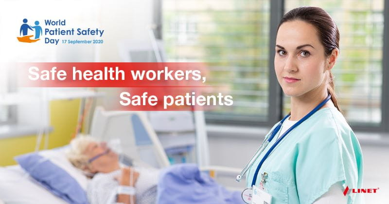 Safe health workers, Safe patients